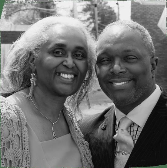 Pastors Lawrence and Vanessa Custard of Contending for the Faith Full Gospel Church Fort Wayne